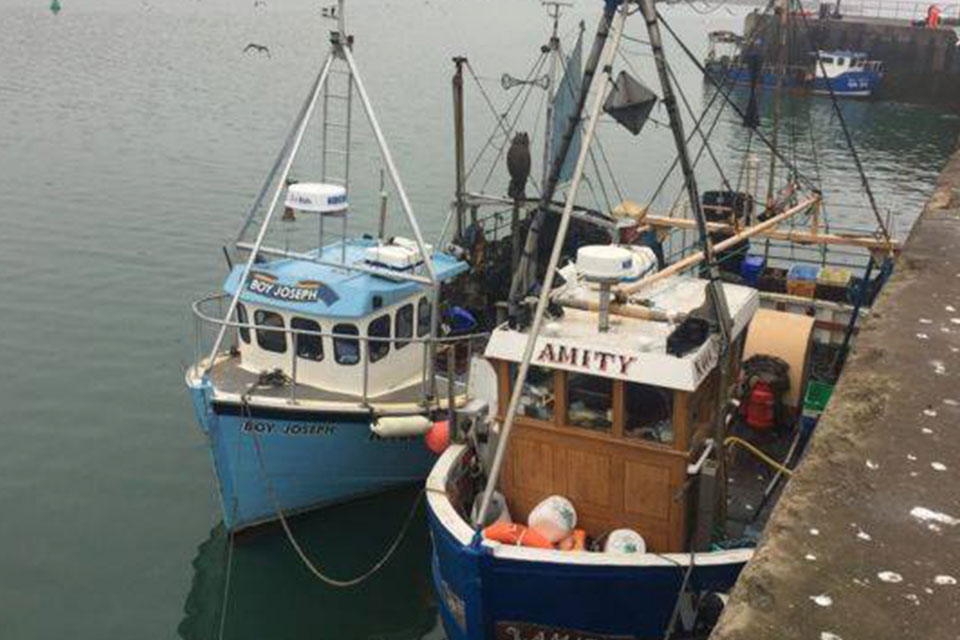 NI Boats Released At Clogherhead After Guilty Plea
