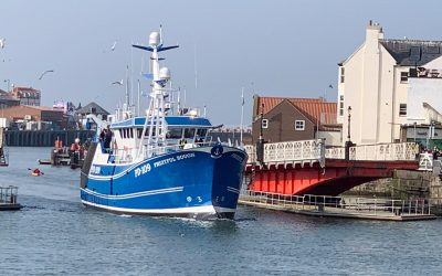 Fruitful Bough PD109 Launched At Peterhead – May 2019
