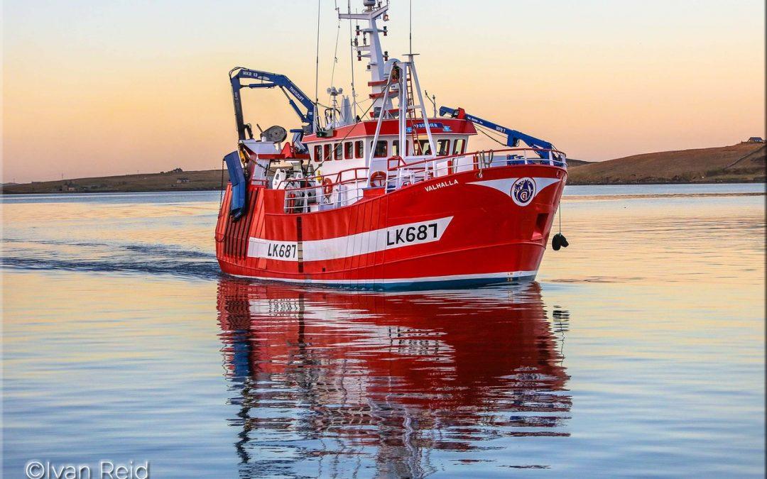 Scotland's Fishing Fleet Urged To Go Green