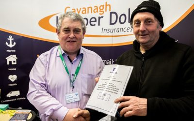 Busy Show For Cavanagh Hooper Dolan Insurances
