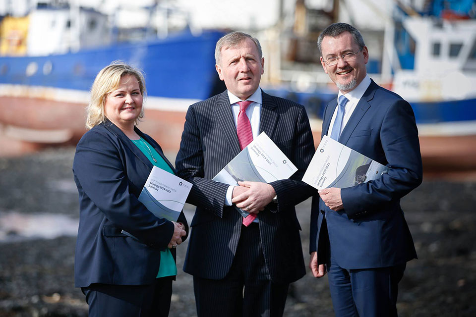 Creed Launches First Industry-Led Strategy For The Irish Inshore Fisheries Sector