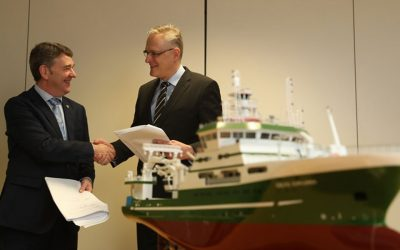 Norwegians To Design New Research Vessel