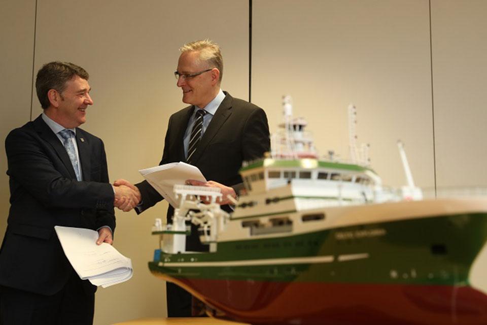 Norwegians To Design New Research Vessel
