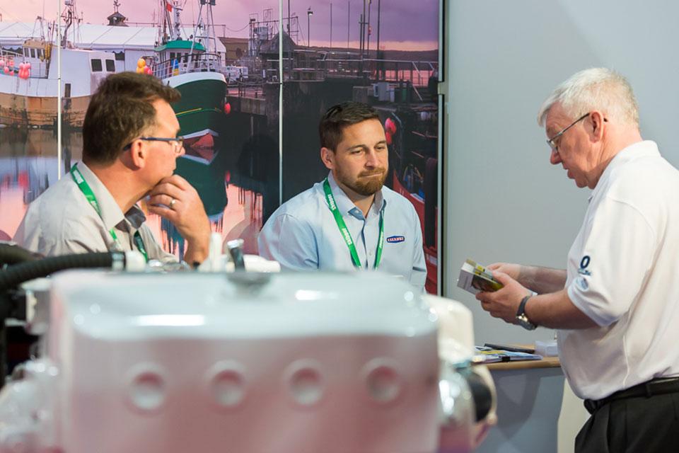 Barrus at Skipper Expo Aberdeen Int. 2019
