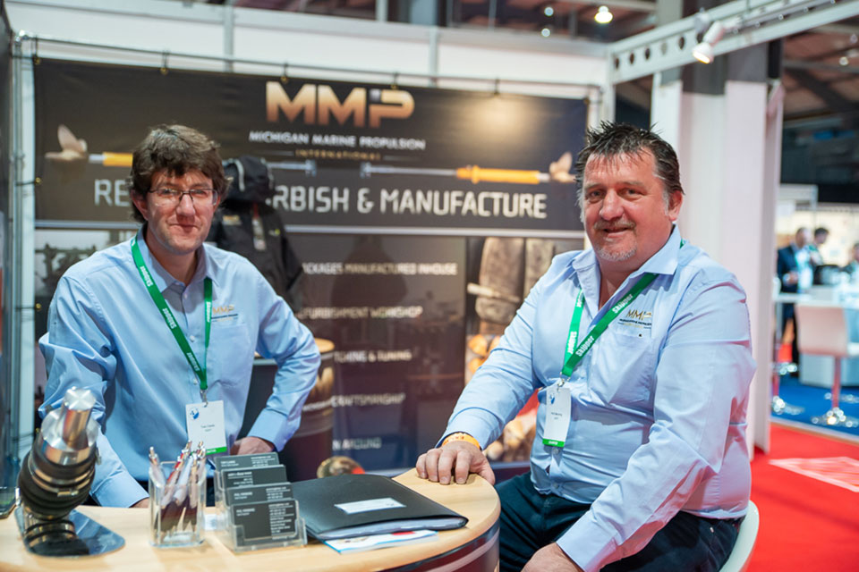 MMP Receives Positive Response At Expo