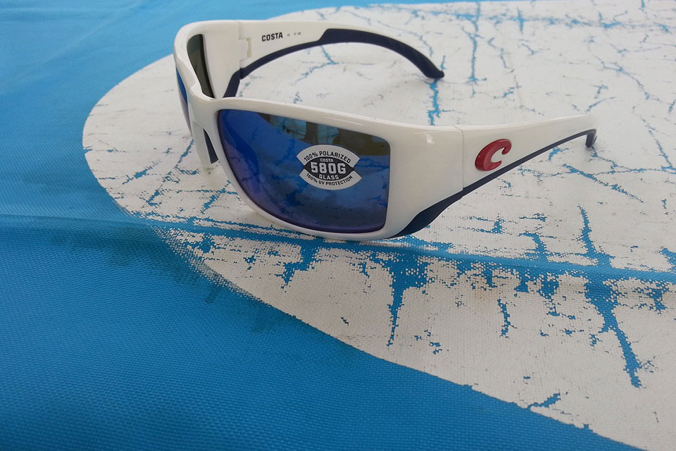 The No.1 Marine Protective Sunglass