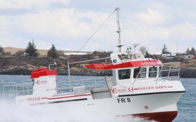 Golden Dawn For Fraserburgh Duo – August 2019