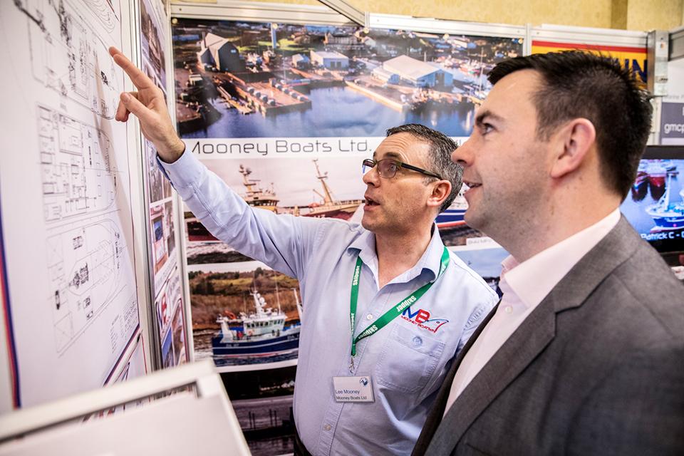 Strong interest in Irish Skipper Expo 2020