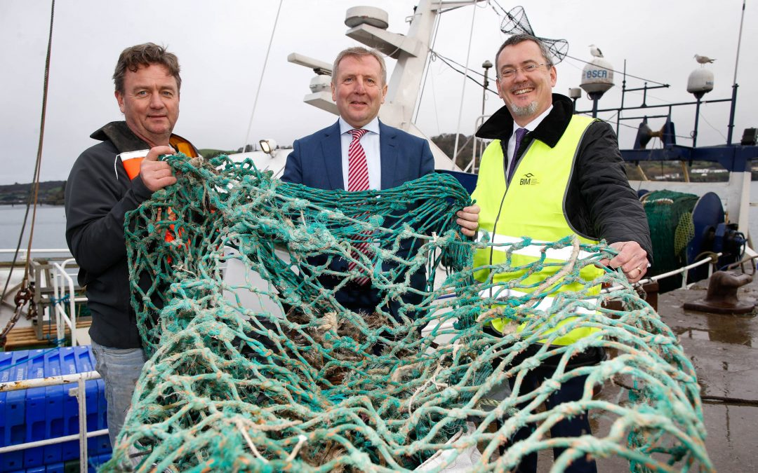 Huge effort from fishermen on Ireland's Clean Oceans Initiative