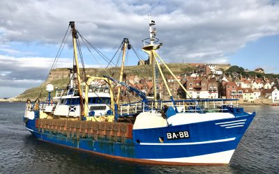UK licensing preparations for post-Brexit fishing in non-UK waters.