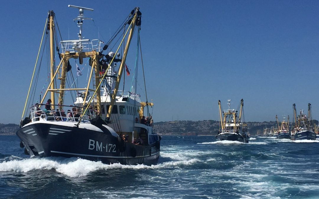 Unworkable regulations prove 'death knell' for Brixham trawler race