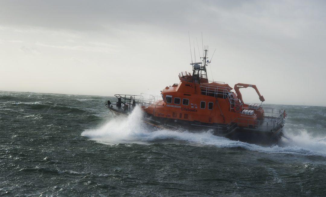 Irish Coast Guard and RNLI advise caution during Storm Lorenzo