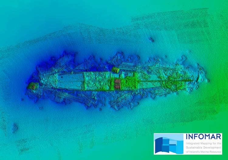 INFOMAR seminar to focus on role of seabed mapping in coastal communities