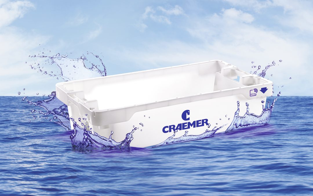 Quality fish boxes from Craemer