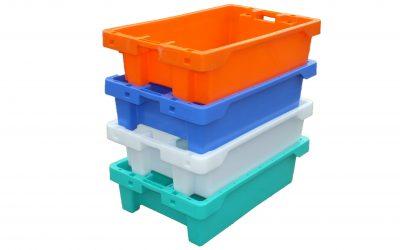 New plastic fish box range launched