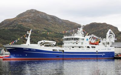 Zephyr is latest pelagic giant to join Whalsay Fleet – November 2019