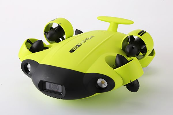 FIFISH V6 Underwater Drone / ROV with 6 Thrusters and 4K Camera
