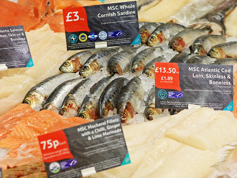 Over half of UK consumers want to eat more seafood