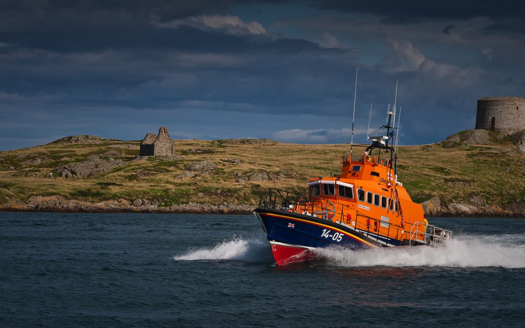 Dun Laoghaire RNLI Christmas Eve remembrance ceremony