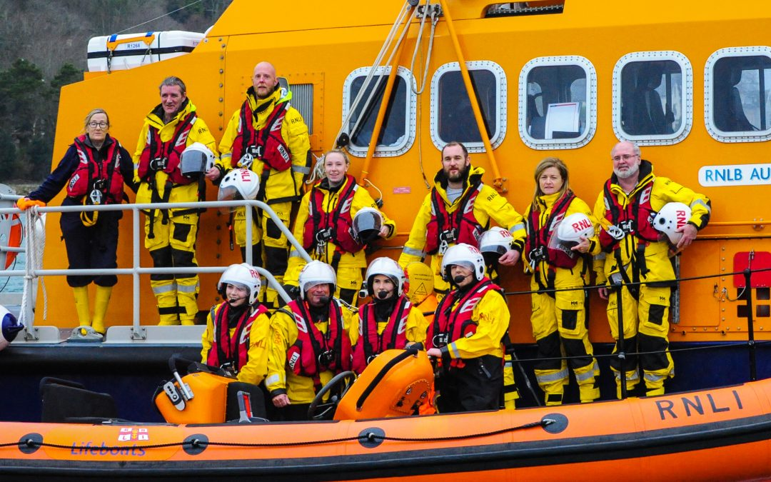 Cork RNLI stations to feature on Nationwide with Perfect Storm appeal