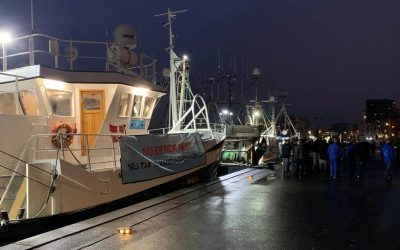 Danish fishermen unite to say enough is enough