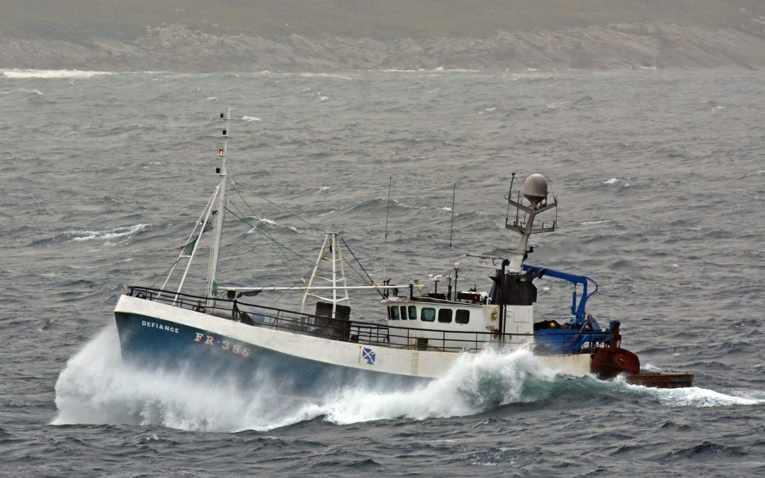 Call for UK fishermen to submit footage of life at sea for safety campaign
