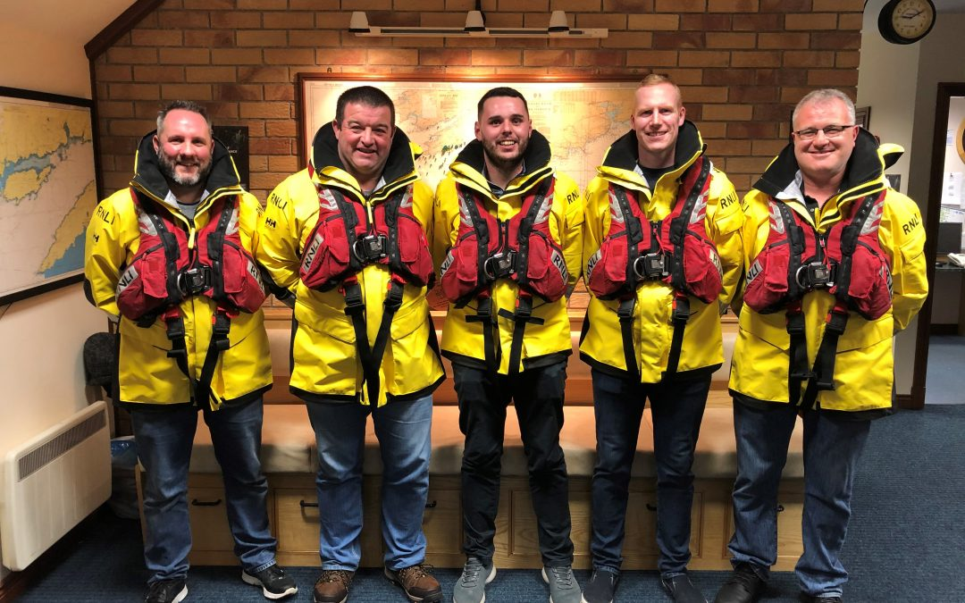 Gallantry award for Castletownbere RNLI for rescue of six fishermen