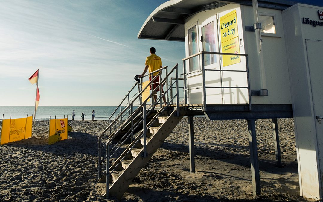 Start your career on the beach with the RNLI