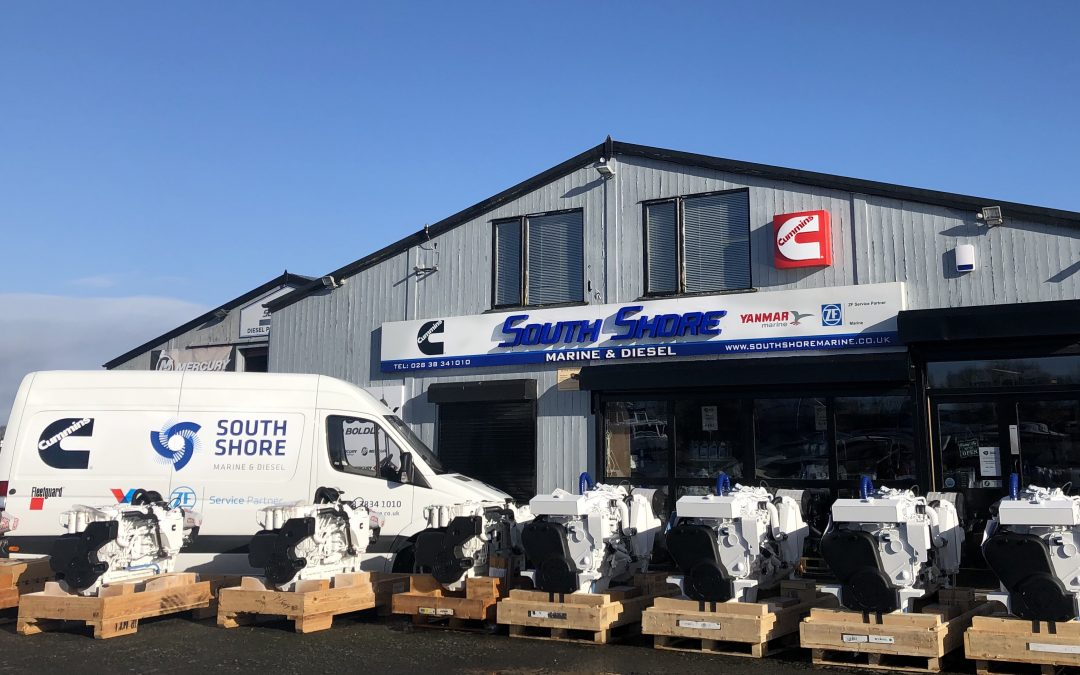 South Shore Marine – the diesel engine specialists