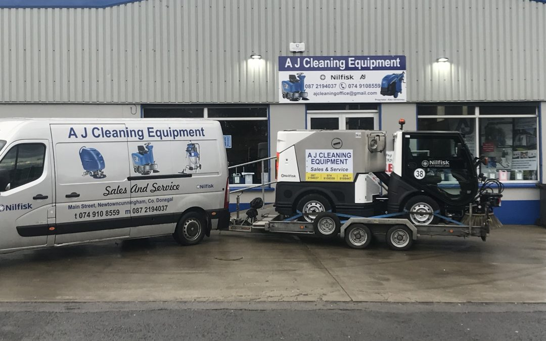 Extreme pressure clean: exceptional quality guaranteed