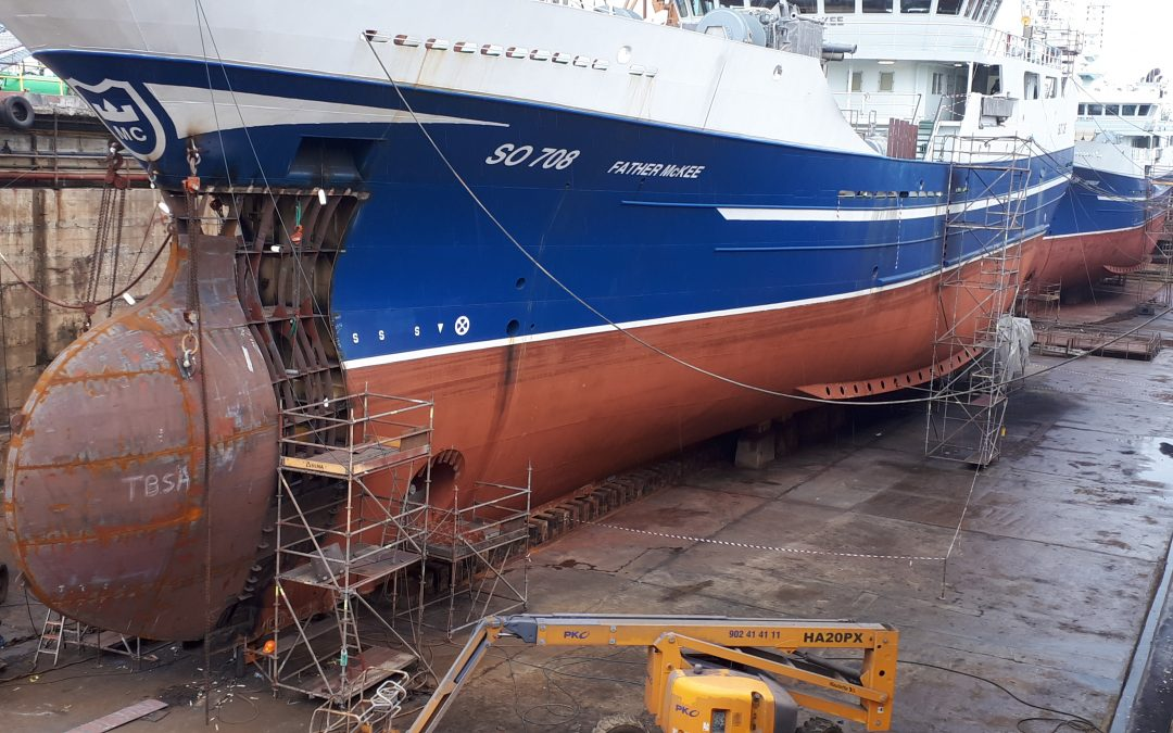 ASTANDER Shipyard (Shiprepairs & Conversions)