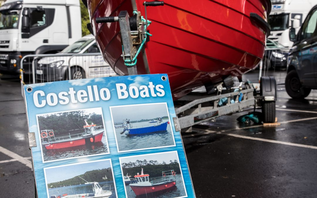 Costello Boats to display Orca creel boat