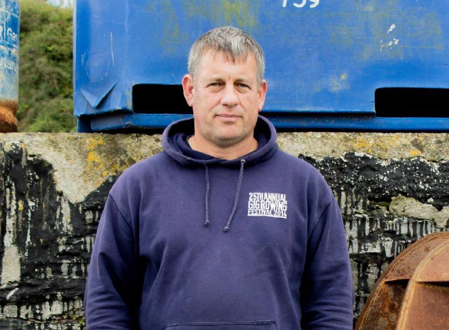 Ex fisherman becomes new fishing gear specialist