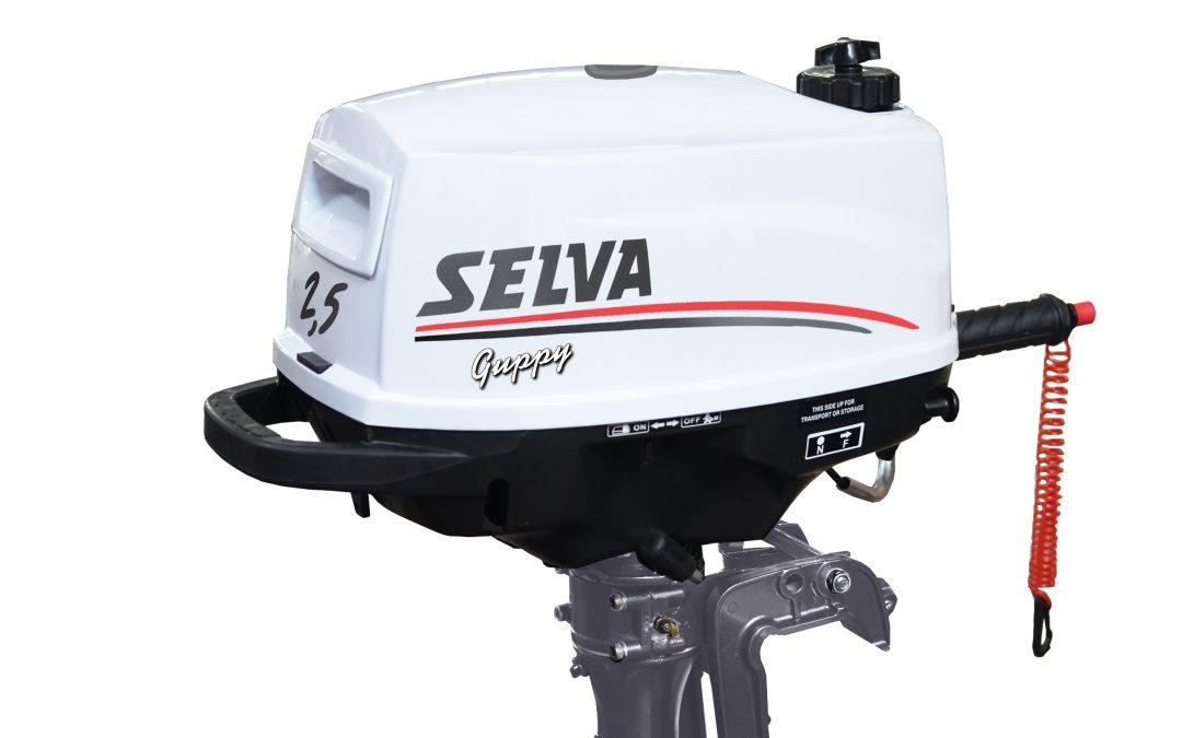 Great raffle to win a Selva Guppy outboard motor