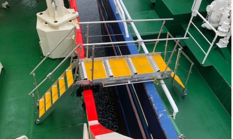 MMG Welding Compact Gangway Systems ®