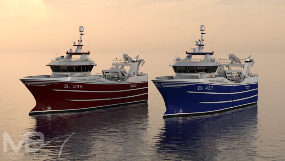 Mooney Boats announce 2 new builds for Castletownbere