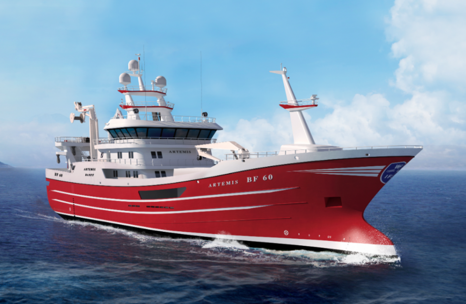Wärtsilä to supply propulsion and power package for new Artemis