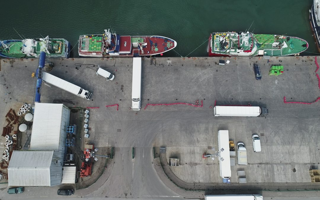 COVID-19: Individual guidance notes issued for Fishery Harbour Centres