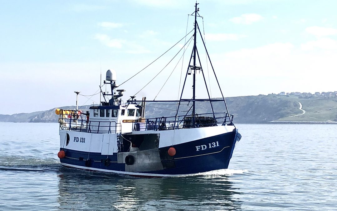 UK: Additional remote learning opportunities for fishermen to be funded