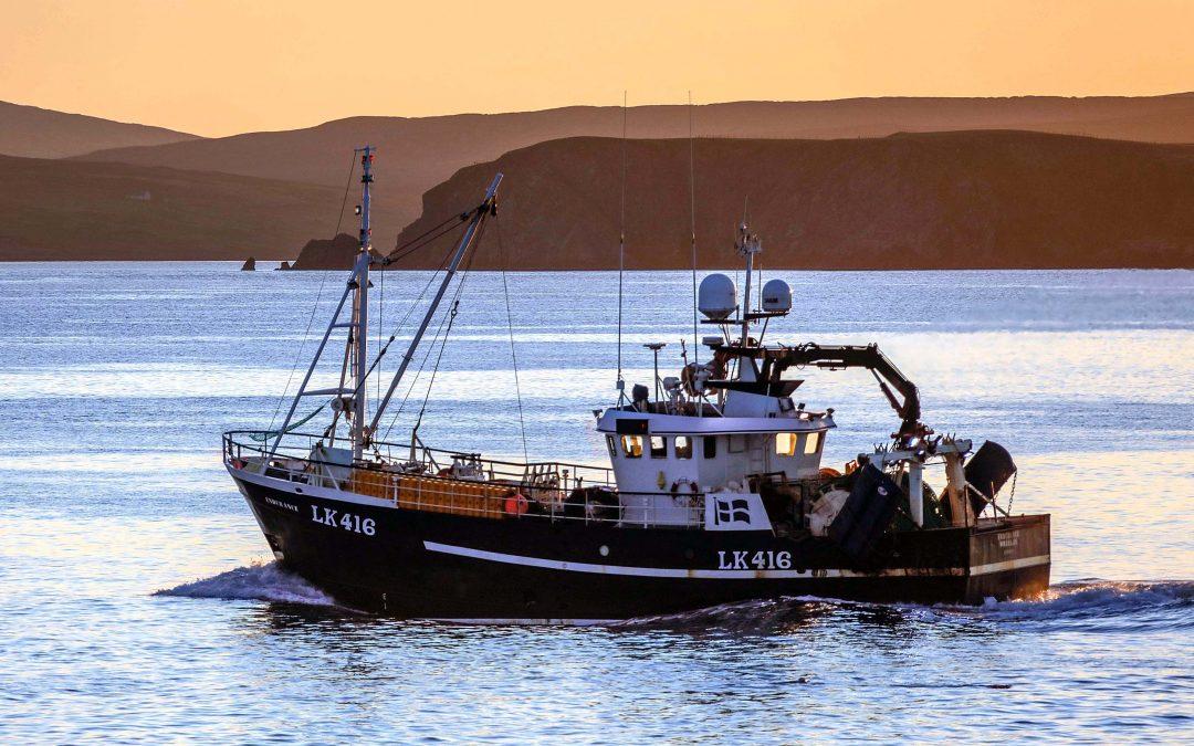 Shetland fishermen against Brexit transition period extension