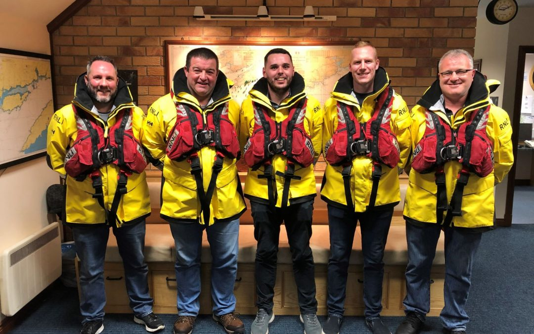 New book 'Surviving the Storms' showcases incredible RNLI rescues
