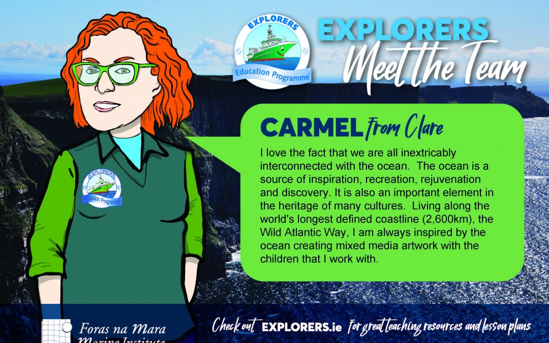 Meet the Explorers: Celebrating our ocean connection