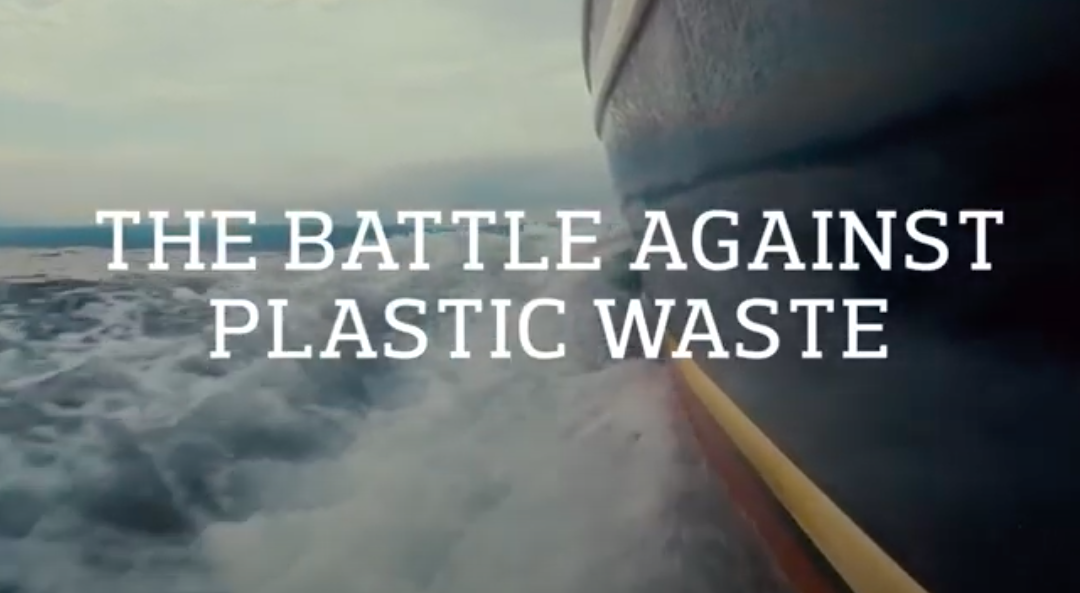 New film 'Battle Against Plastic Waste' launches on World Oceans Day