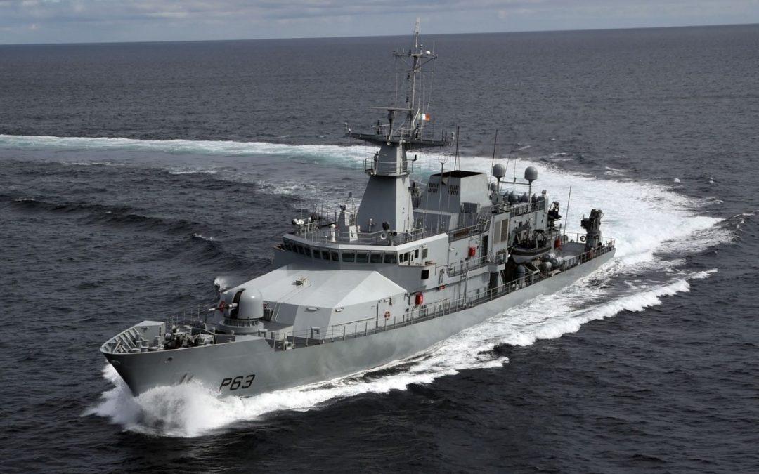 German Registered Vessel Detained 250 miles off Malin Head