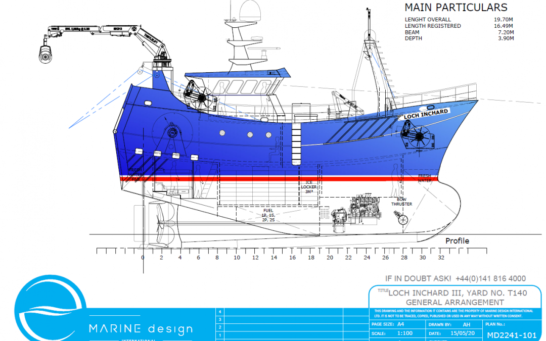 Exhibitor Profiles – Marine Design Int. Ltd