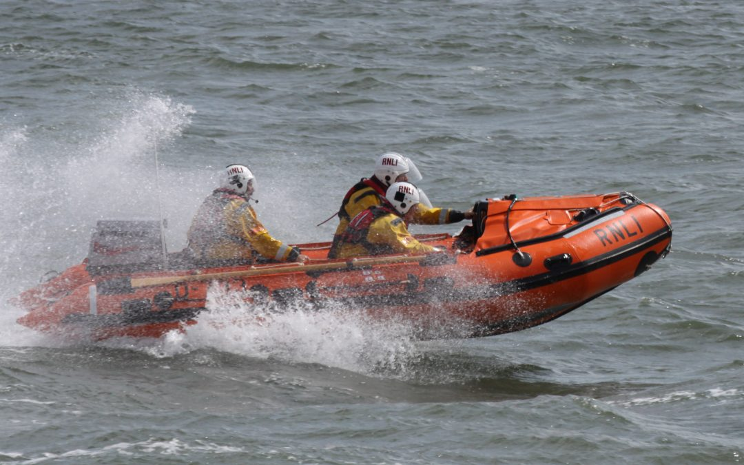 Barrow Lifeboat called to Stricken Vessel