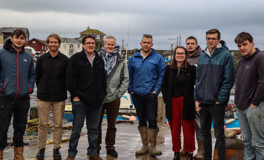 UK: Trailblazing a pathway for young careers at sea