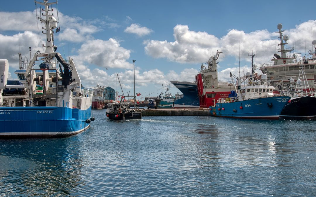 Scotland: New funding for fishermen and women's training