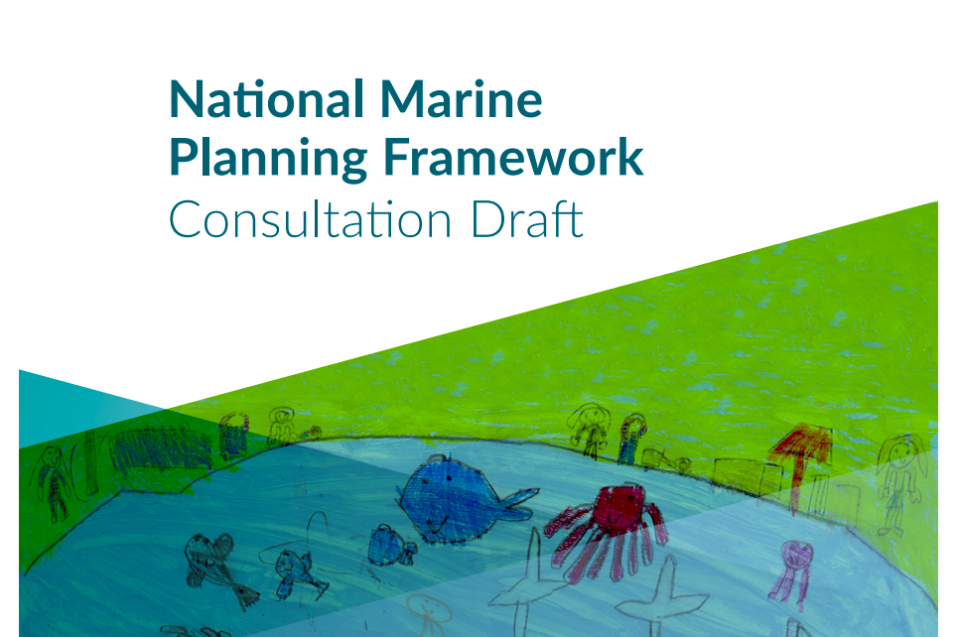 Thinking Ireland's Marine Planning Framework through a COVID-19 lens