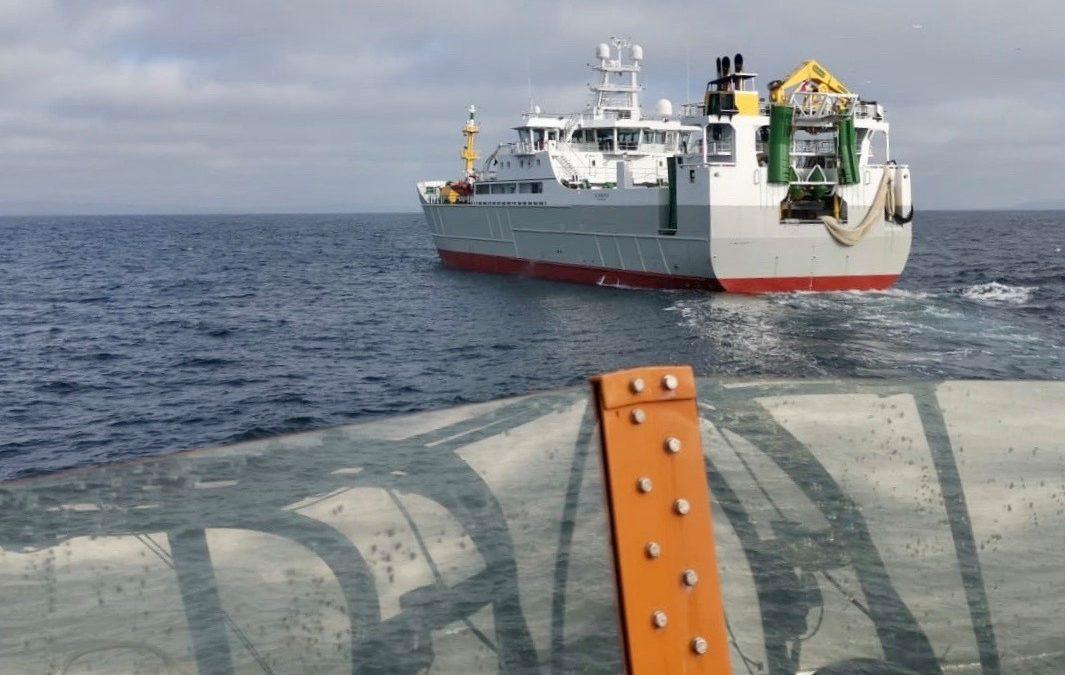 Lerwick lifeboat brings injured fisherman ashore
